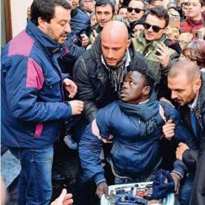 L'ITALIA AI TEMPI DEL RAZZISMO