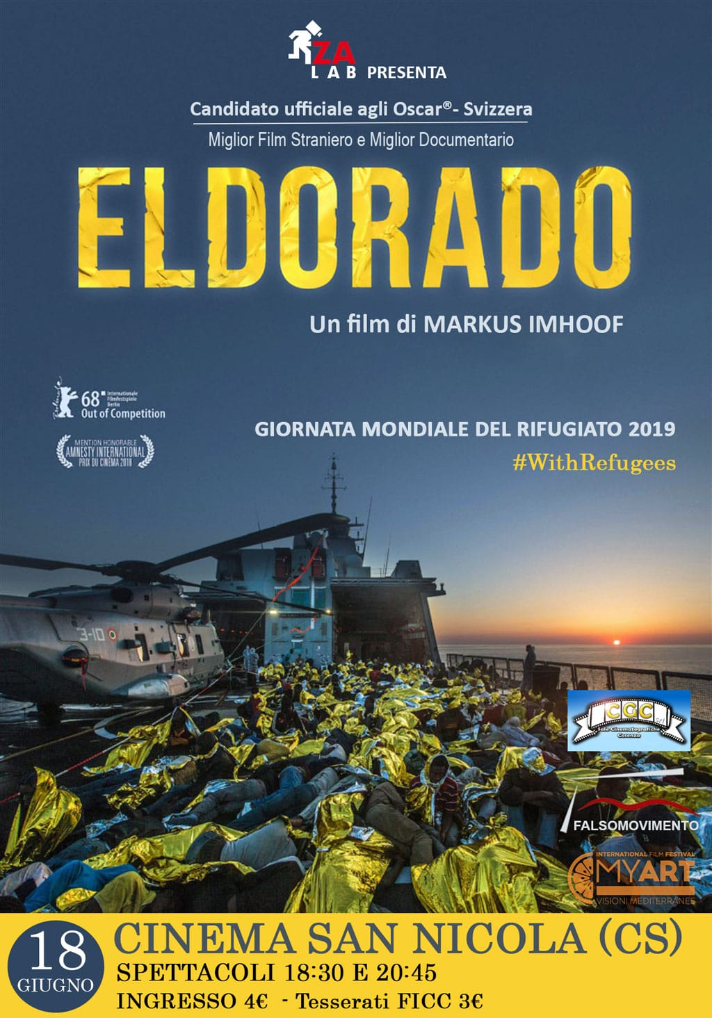 ELDORADO – Un film di MARKUS IMHOOF