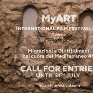 Aperte le iscrizioni alla quinta edizione del MyART International Film Festival