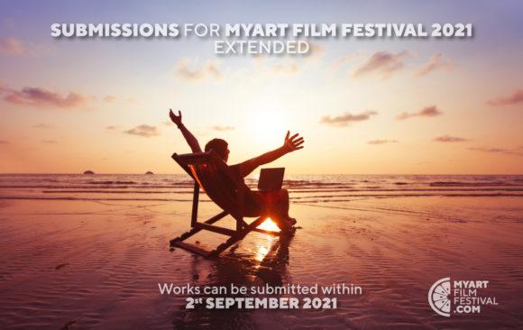 Prorogate le iscrizioni al MyART Film Festival 2021